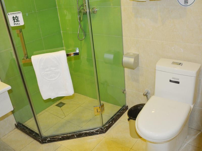 GreenTree Inn Baoding City Anguo City Baoheng Road Trading hall Express Hotel Reviews
