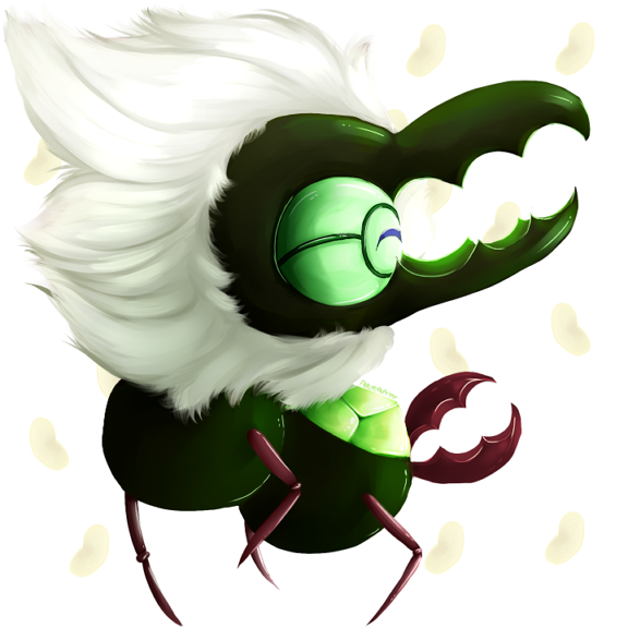 Have a happy centipeetle! Because she deserves it, and so do you.