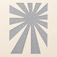 Sunburst Thinlits Die by Stampin' Up!