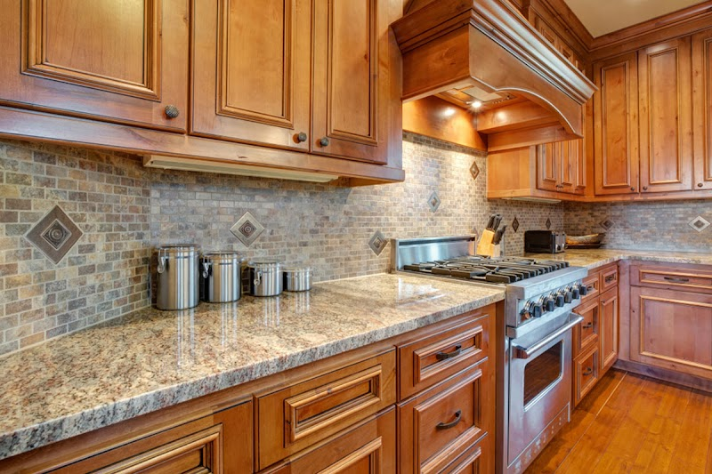 Get Inspired For Kitchen Granite Countertops Pictures pictures