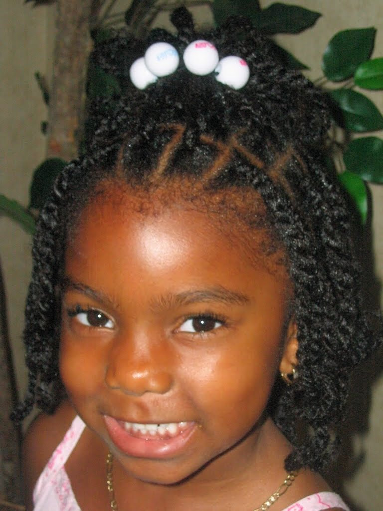 2017 Cute Braided Hairstyles for little black girl | HAIRSTYLES