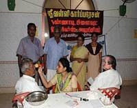 Eye camp at Vallioor