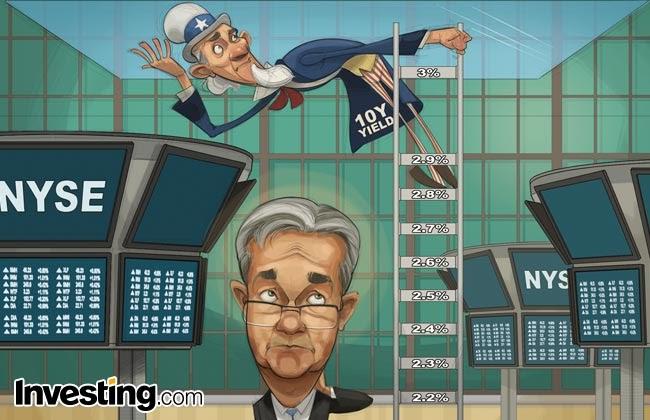 Powell dice que EEUU aún está lejos de una recuperación económica completa