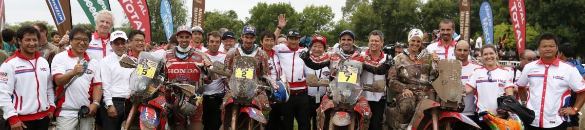 Team HRC – Rally