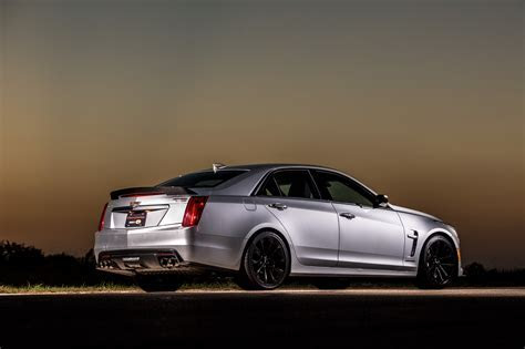 2016   2018 Cadillac CTS V HPE800 Upgrade   Hennessey Performance