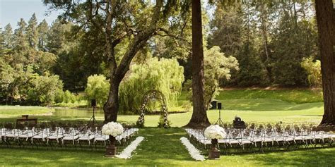 Meadowood Napa Valley Weddings   Get Prices for Wedding