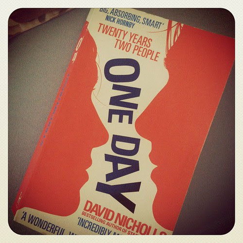 gelesen: david nicholls, one day