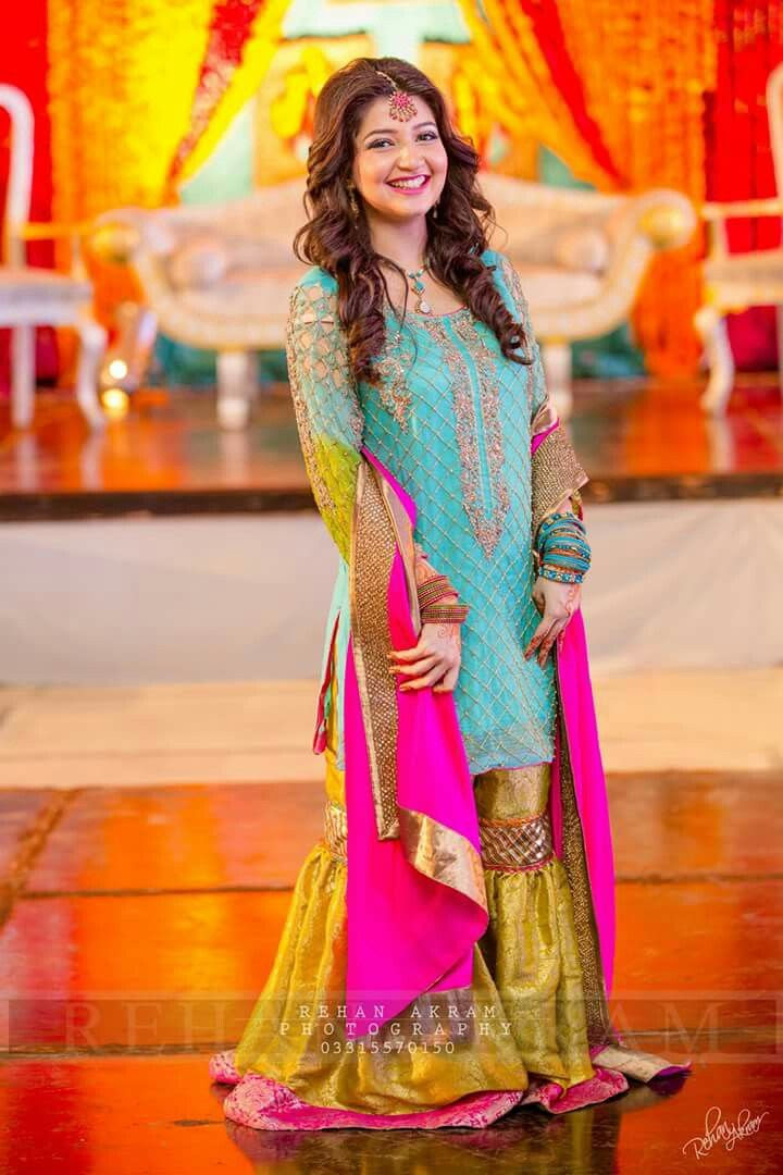 pakistani bridal dresses 2017 2018 for wedding parties 20