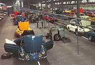 La produzione delle Alpine a Dieppe
