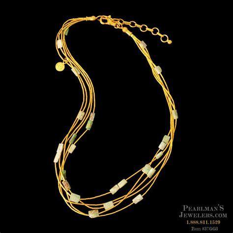 Gurhan 24k Gold Phoenician Mist Necklace