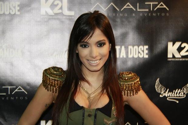 Anitta (Foto: Isac Luz/Ego)