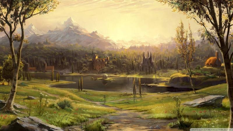 Fable 3 artwork