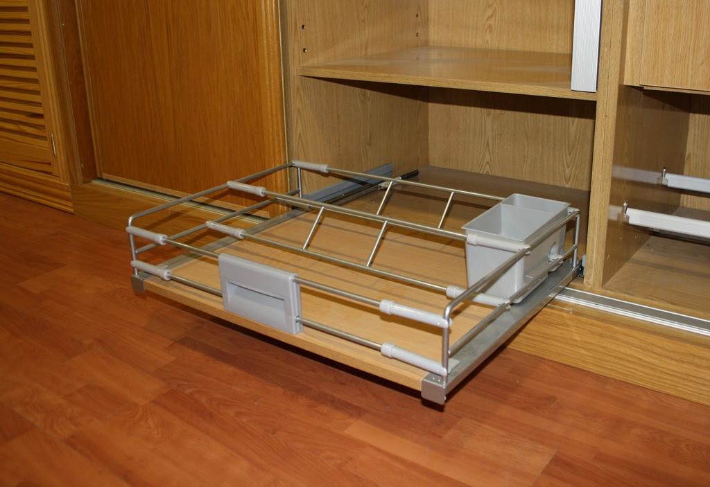 Dormitorio muebles modernos zapatero extraible - Bricor armarios roperos ...