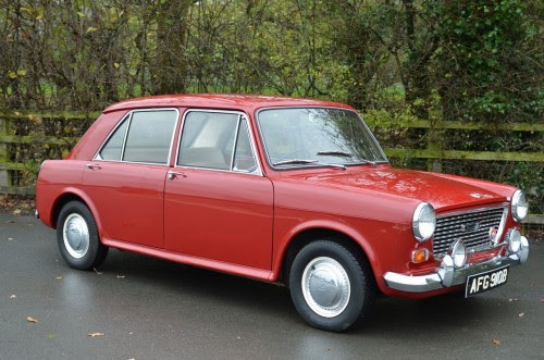 Austin 1100 MkI Saloon