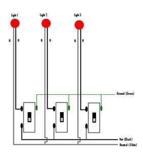3 gang electrical box wiring diagram image 9