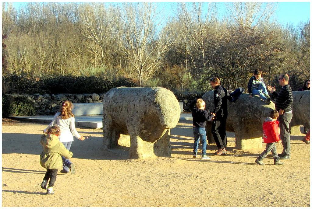 Los toros de Guisando