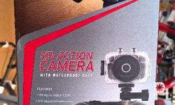 Sharper Image Hd Action Camera For Sale In Malabon City National