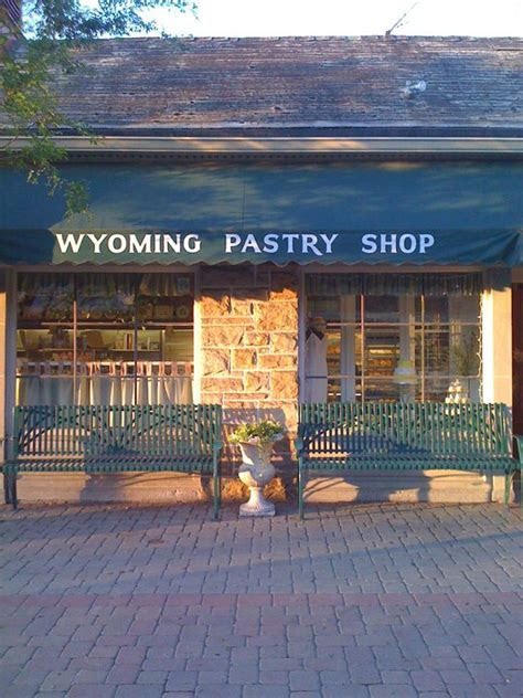 Wyoming Pastry Shop   Wikipedia