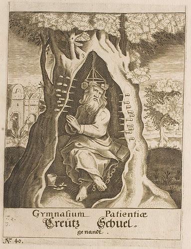 Drexel, Hieremias -  'Gymnasium Patientiae' 1662 (HAB)
