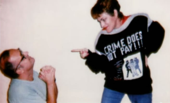 Gerard Schaefer e Sondra London. Foto: Serial Killer Groupie Sondra London.