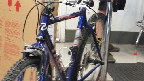 August 17: The Bike