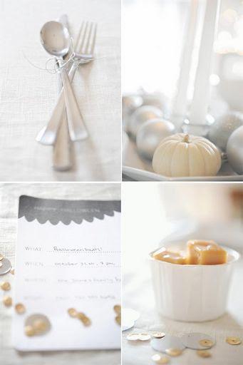 Una Celebración Diferente - White Halloween - Fácil y Sencillo   Fácil y Sencillo