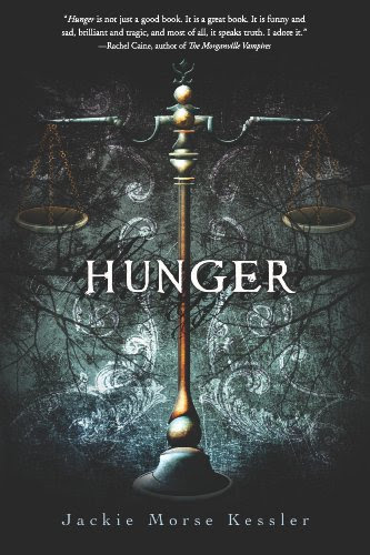 Hunger (Riders of the Apocalypse) by Jackie Morse Kessler