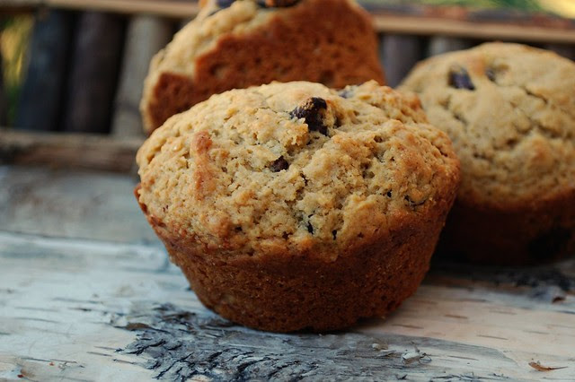 Chocolate Chip Espresso Muffin 1