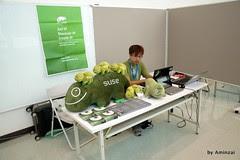openSUSE 攤位