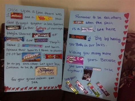 Anniversary candy bar poem for grandparents   johnson 60