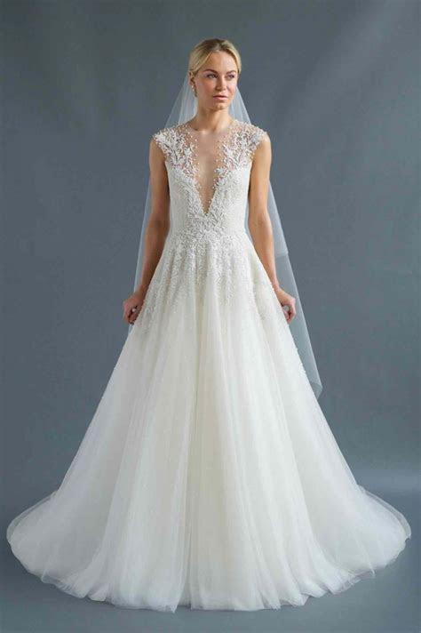 Modern Wedding Dresses with Classic Charm   MODwedding