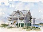 Coastal Beach House Plans at eplans.com | Coastal Homes and Floor ...