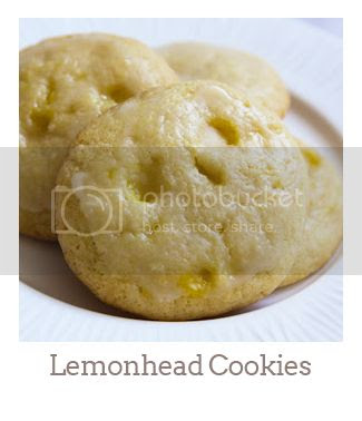 """""""Lemonhead Cookies"""""""