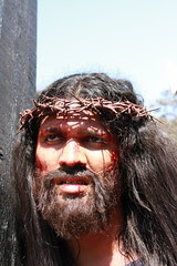 Jesus In Pain On Good Friday Not His Own But Those Across The Border And In Kashmir by firoze shakir photographerno1