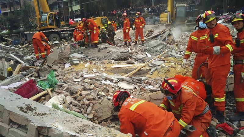 Las autoridades han abierto una investigación para esclarecer lo ocurrido y descartaron que el accidente se deba a condiciones meteorológicas o geológicas adversas.