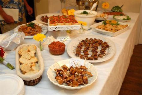 Wedding Food Menu ? What to Serve for the Guests at the