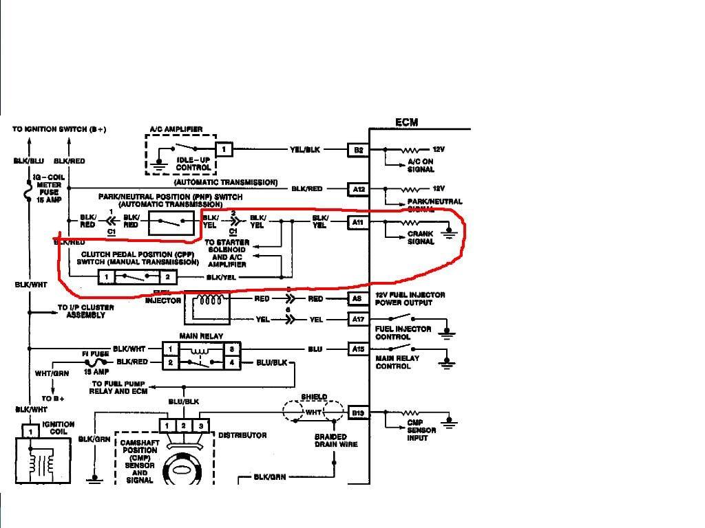 423aac0 1995 Geo Tracker Wiring Schematic Wiring Resources