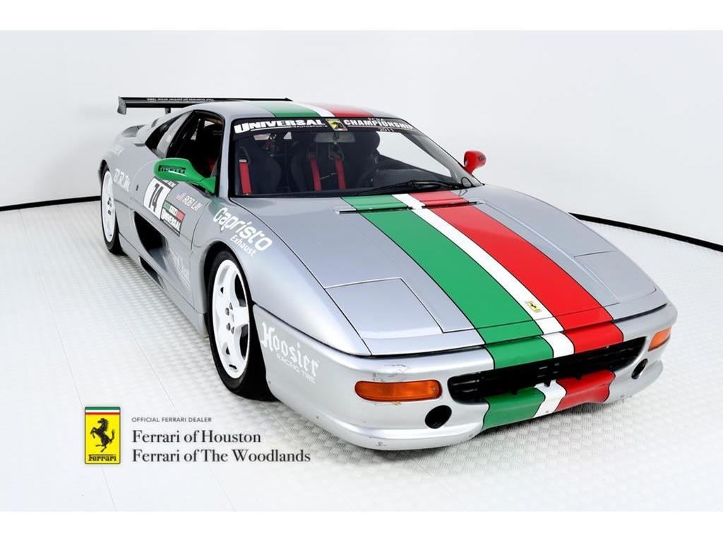 Ferrari Challenge And Gt Cars For Sale Fchgt