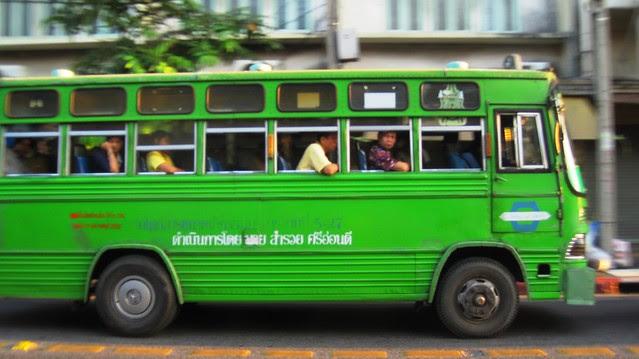 bus thai