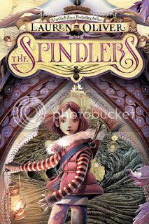 spindlers by lauren oliver