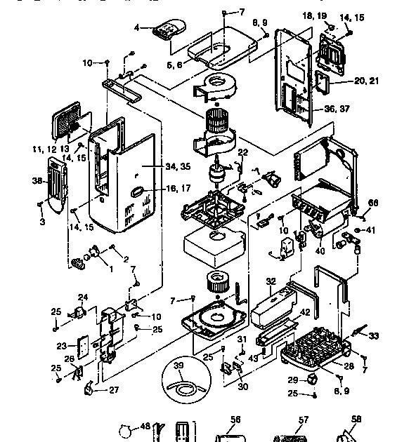 air conditioner  portable automotive air conditioner
