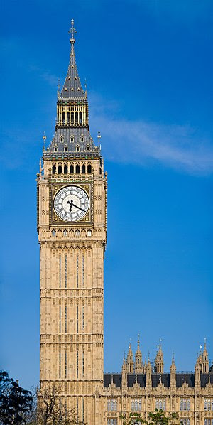 File:Clock Tower - Palace of Westminster, London - May 2007.jpg