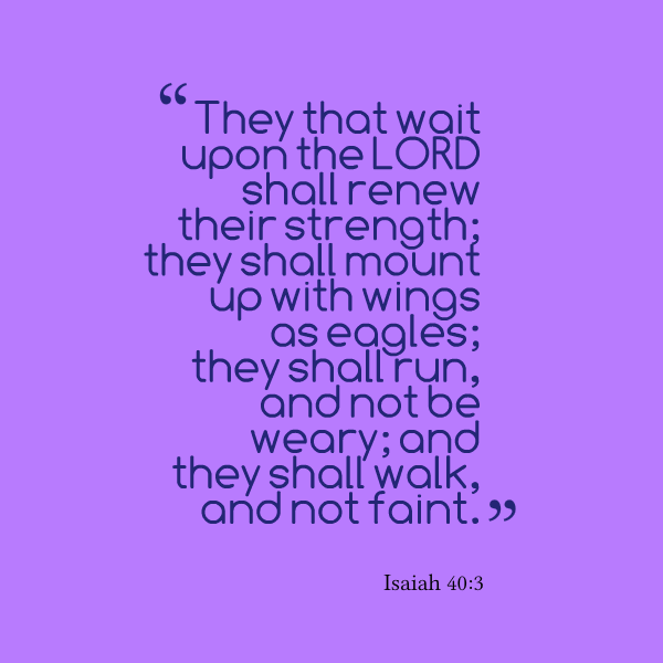 Quotes About Renewed Strength 33 Quotes