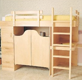 Bunk Beds for Kids Rooms