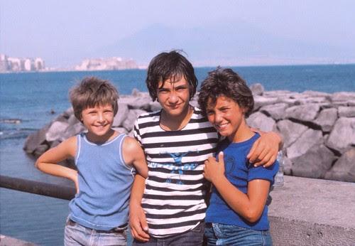 Naples - three