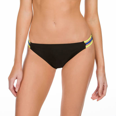 Danskin Now Women's Sporty Strappy Scoop Swimsuit Bottom