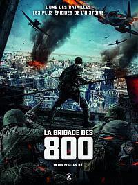 affiche sortie dvd la brigade des 800