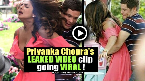 LEAKED! Priyanka Chorpa's Pics & Videos from Hollywood film 'Isn't It Romantic' going VIRAL!