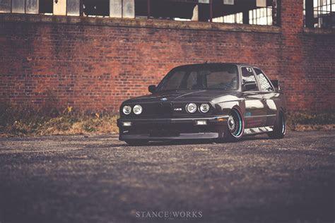 JSUTAI's BMW E30 M3   StanceWorks
