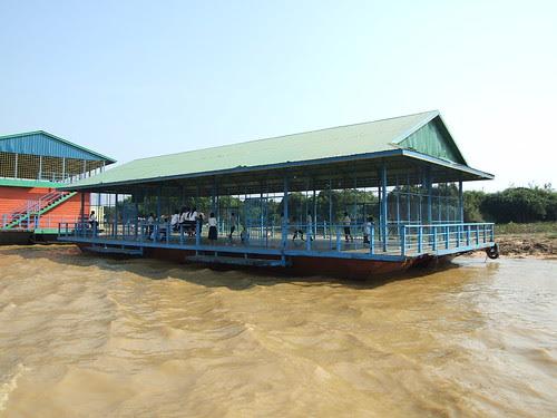 Life in Tonle Sap Lake IV
